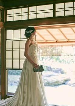 【シェービング】セルフケアの難しい後姿まで美しい花嫁様に